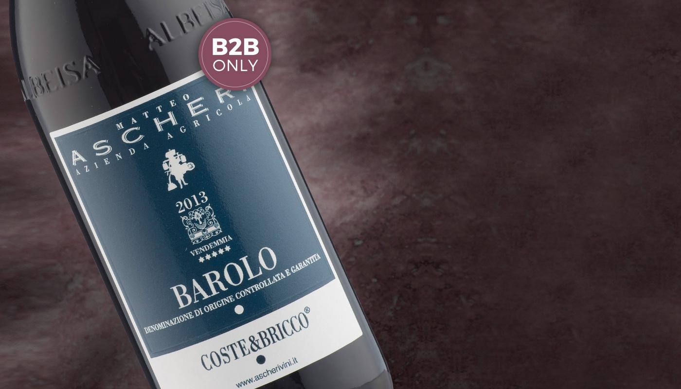 Barolo Coste&Bricco
